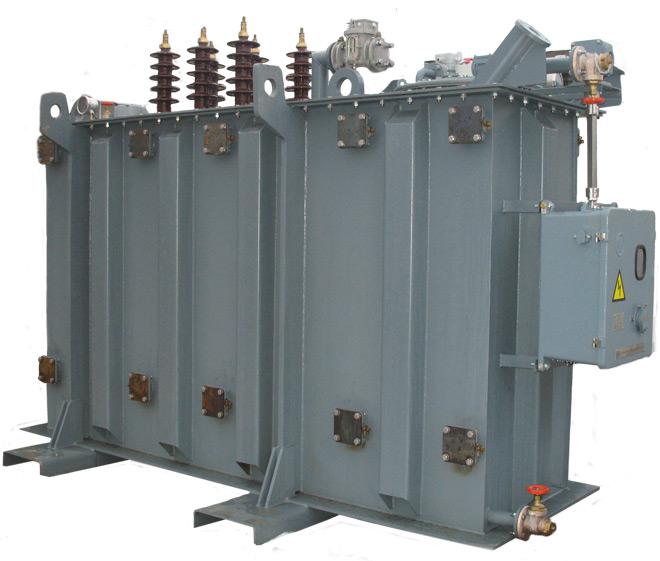 Силовой трансформатор ТМГ