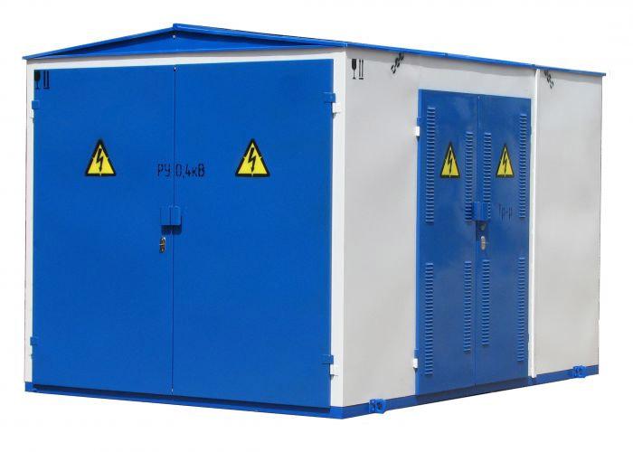 Киосковая подстанция контейнерного типа