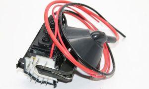 Что такое строчный трансформатор?