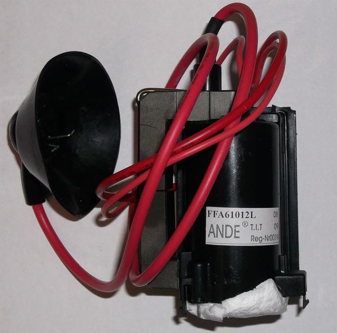 трансформатор строчной развертки