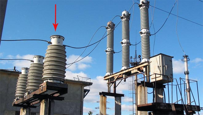 Трансформаторы тока 110 кВ